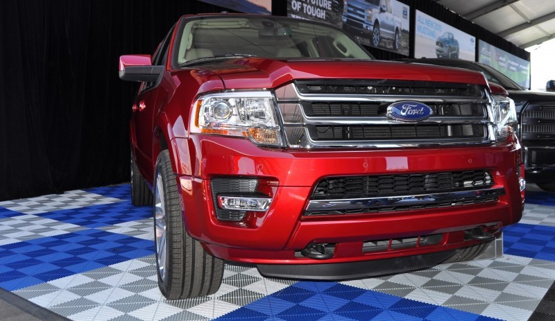 2015 Ford Expedition EL Real-Life Photography 1