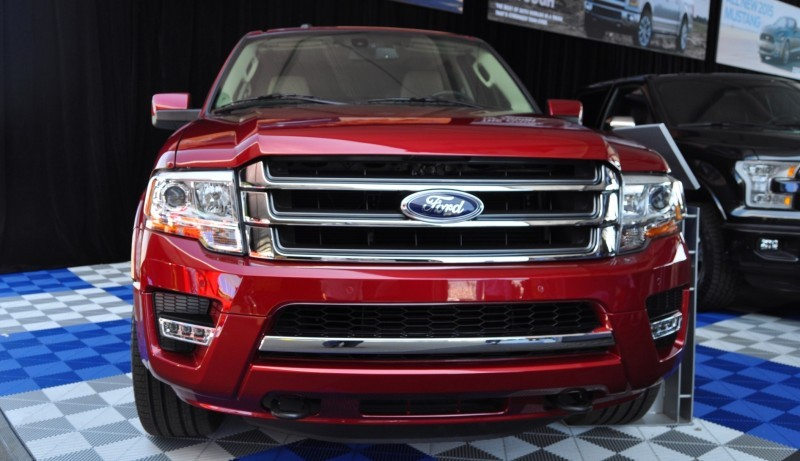 2015 Ford Expedition EL Real-Life Photography 2