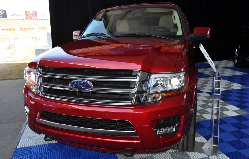 2015 Ford Expedition EL Real-Life Photography 4