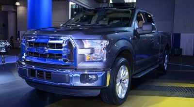 2015 Ford F-150 Platinum Is Disruptively Attractive in Real Life 18