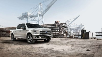 2015 Ford F-150 Platinum Is Disruptively Attractive in Real Life 3