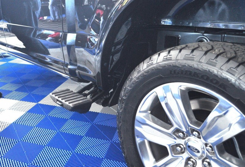 2015 Ford F-150 Platinum Is Disruptively Attractive in Real Life 30