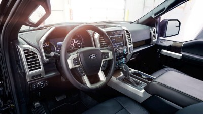 2015 Ford F-150 Platinum Is Disruptively Attractive in Real Life 43