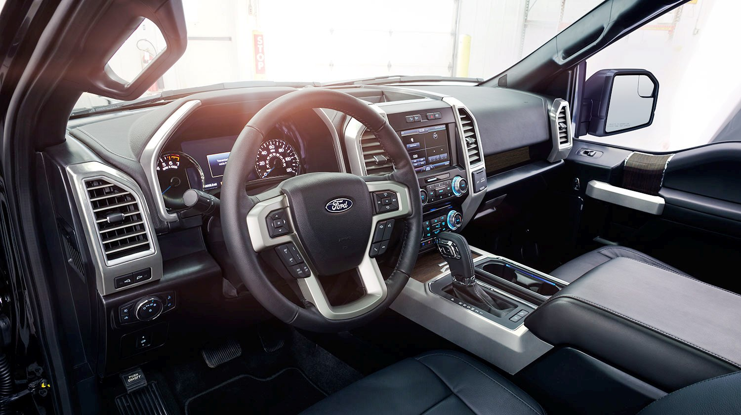 ... 2015 Ford F 150 Platinum Is Disruptively Attractive In Real Life 43 ...