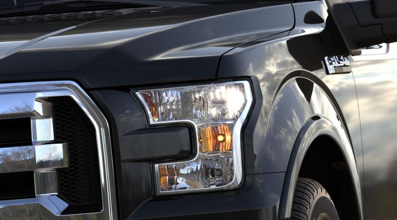 2015 Ford F-150 Platinum Is Disruptively Attractive in Real Life 49