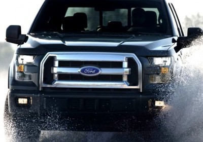 2015 Ford F-150 Platinum Is Disruptively Attractive in Real Life 50