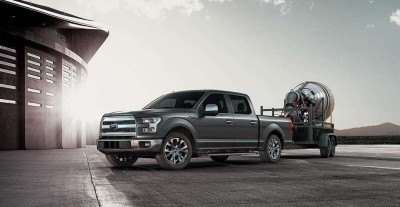 2015 Ford F-150 Platinum Is Disruptively Attractive in Real Life 8