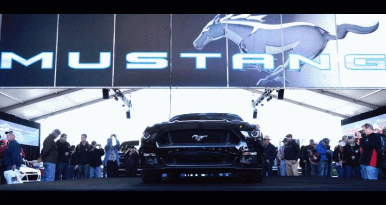 2015 Ford Mustang GIF