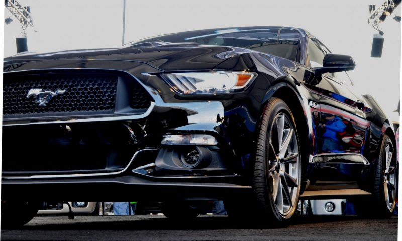 2015 Ford Mustang Snapped In the Flesh 74