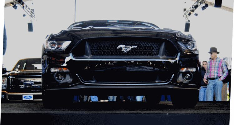 2015 Ford Mustang header GIF