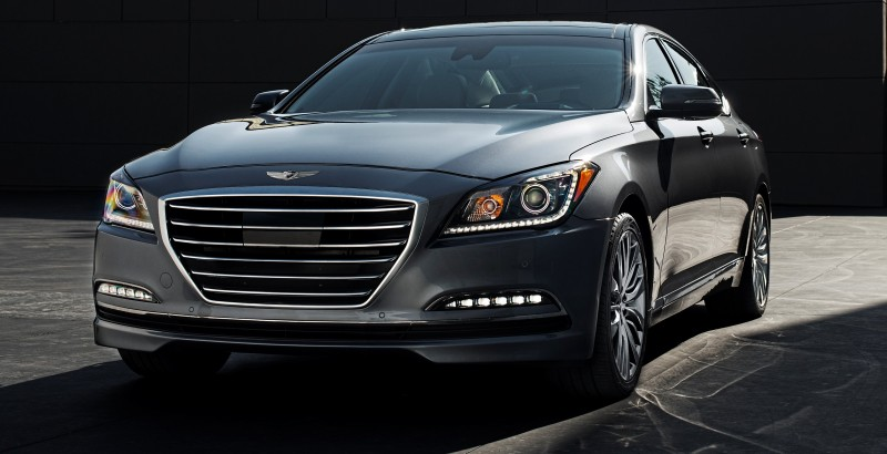 2015 Hyundai Genesis 10