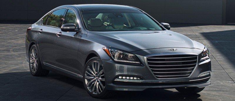 2015 Hyundai Genesis 11