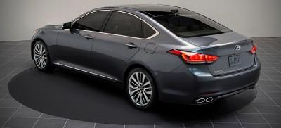 2015 Hyundai Genesis 6