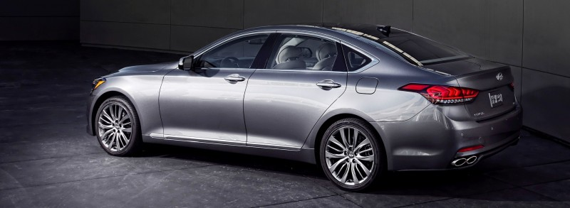 2015 Hyundai Genesis 8