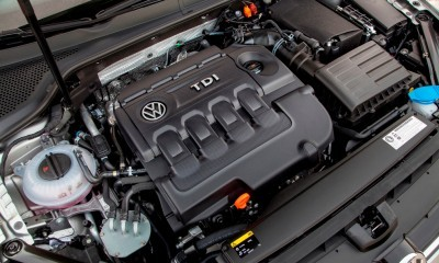 2015 VW Golf TSI 3dr Joins TDI and GTI in Brooklyn en Route to Detroit Show 1