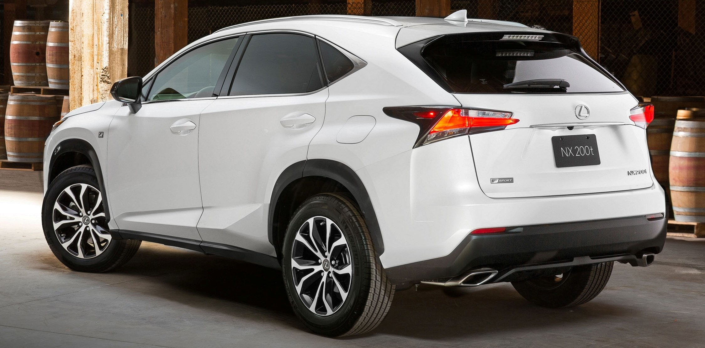 2015 lexus nx 200t f sport 020 car revs. Black Bedroom Furniture Sets. Home Design Ideas