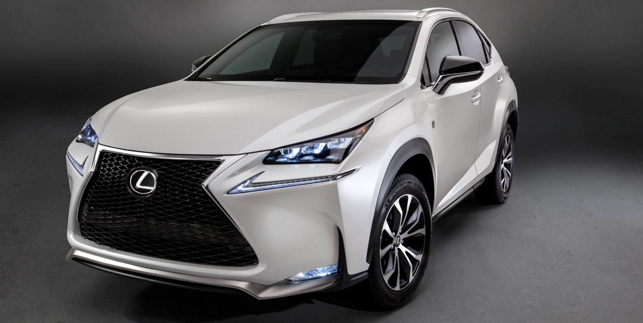2015 Lexus NX300h And NX200t F Sport Revealed