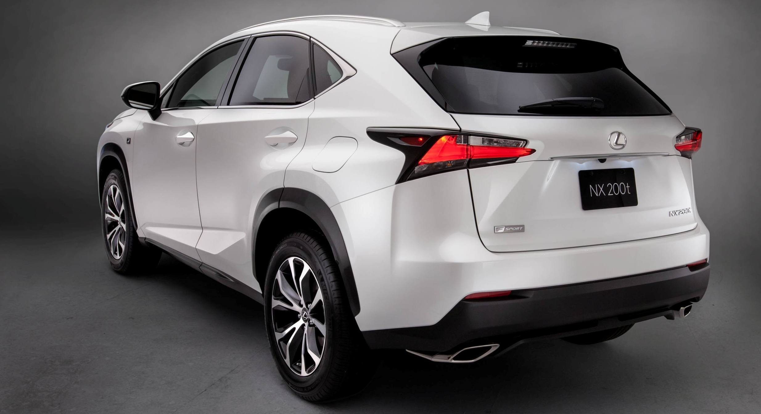 update1 2015 lexus nx300h and nx200t f sport revealed expected fall arrival to us from 29 900. Black Bedroom Furniture Sets. Home Design Ideas