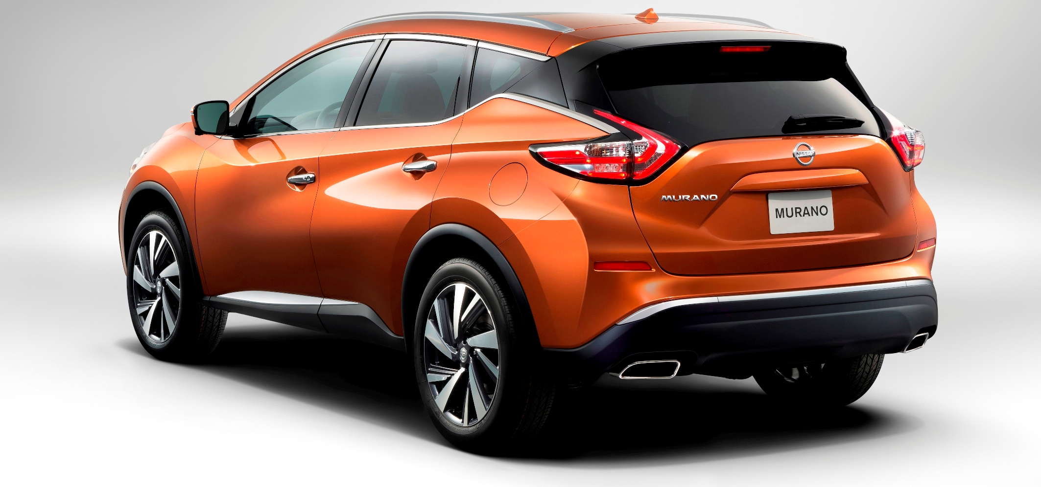 2015 nissan murano brings a hypercar inspired restyle flowing surfaces accented with macho. Black Bedroom Furniture Sets. Home Design Ideas