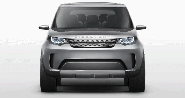 2016 Land Rover Discovery COncept GIF header1