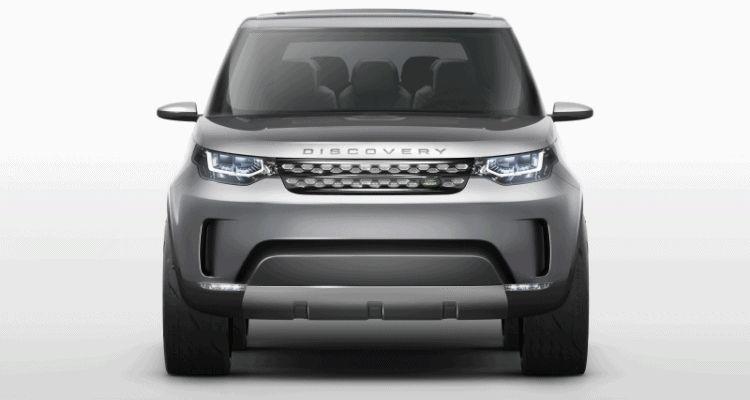 2016 Land Rover Discovery COncept GIF header122