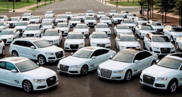 AUDI SUV Showcase GIF header