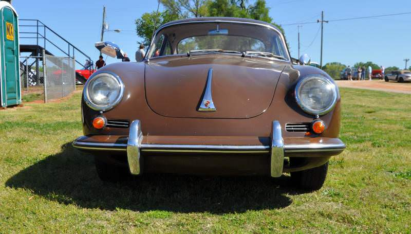 Affordable Classic Rewards - All-Original 1965 Porsche 356C in Togo Brown 11