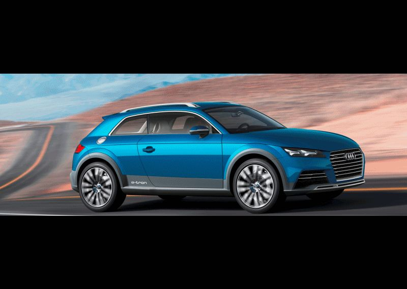 to 60mph 148mpg plug in hybrid awd audi tt offroad. Black Bedroom Furniture Sets. Home Design Ideas