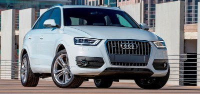 Audi Q3 Looking Classy + Packing Standard 200HP Turbo for U