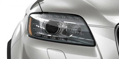 Audi_Q7_Headlight
