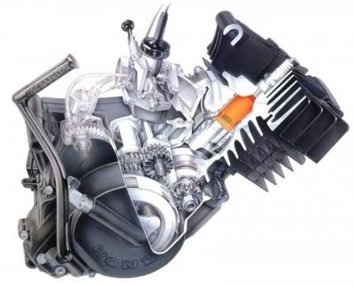 Automotive Artist Showcase -- 3D Mechanical Illustrator Hisashi Saito -- 30 Stunning See-Through Honda Designs 23