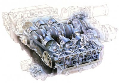 Automotive Artist Showcase -- 3D Mechanical Illustrator Hisashi Saito -- 30 Stunning See-Through Honda Designs 24