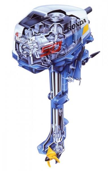 Automotive Artist Showcase -- 3D Mechanical Illustrator Hisashi Saito -- 30 Stunning See-Through Honda Designs 29