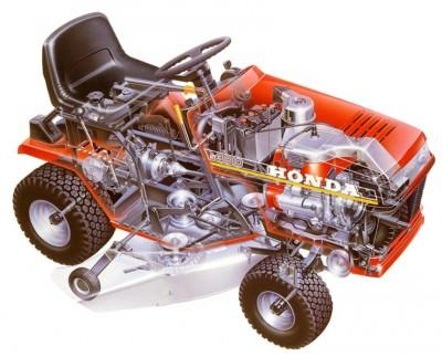 Automotive Artist Showcase -- 3D Mechanical Illustrator Hisashi Saito -- 30 Stunning See-Through Honda Designs 30