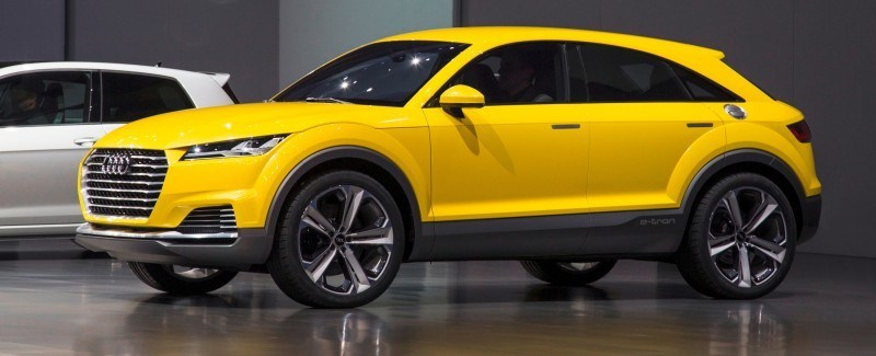 5.2s to 60mph, 148MPG Plug-in Hybrid AWD! Audi TT Offroad Concept - A Sure Thing As Future Q2 (or Q4?) 5.2s to 60mph, 148MPG Plug-in Hybrid AWD! Audi TT Offroad Concept - A Sure Thing As Future Q2 (or Q4?) 5.2s to 60mph, 148MPG Plug-in Hybrid AWD! Audi TT Offroad Concept - A Sure Thing As Future Q2 (or Q4?) 5.2s to 60mph, 148MPG Plug-in Hybrid AWD! Audi TT Offroad Concept - A Sure Thing As Future Q2 (or Q4?)