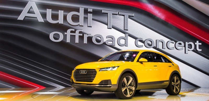 5.2s to 60mph, 148MPG Plug-in Hybrid AWD! Audi TT Offroad Concept - A Sure Thing As Future Q2 (or Q4?) 5.2s to 60mph, 148MPG Plug-in Hybrid AWD! Audi TT Offroad Concept - A Sure Thing As Future Q2 (or Q4?) 5.2s to 60mph, 148MPG Plug-in Hybrid AWD! Audi TT Offroad Concept - A Sure Thing As Future Q2 (or Q4?) 5.2s to 60mph, 148MPG Plug-in Hybrid AWD! Audi TT Offroad Concept - A Sure Thing As Future Q2 (or Q4?) 5.2s to 60mph, 148MPG Plug-in Hybrid AWD! Audi TT Offroad Concept - A Sure Thing As Future Q2 (or Q4?)
