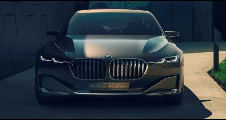 BMW Beijing 2014 Future Luxury Concept GIF header