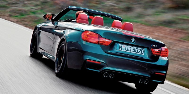 Car-Revs-Daily.com -- 2015 BMW M4 Convertible in 39 High-Res Official Photos 21
