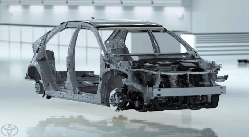 2015 Toyota Camry Redesign Delivers Greater Chassis