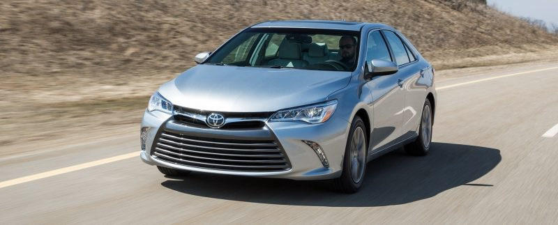 Car-Revs-Daily.com 2015 Toyota Camry Redesign Delivers Greater Chassis Strength, Wider Stance and More LED Style 39