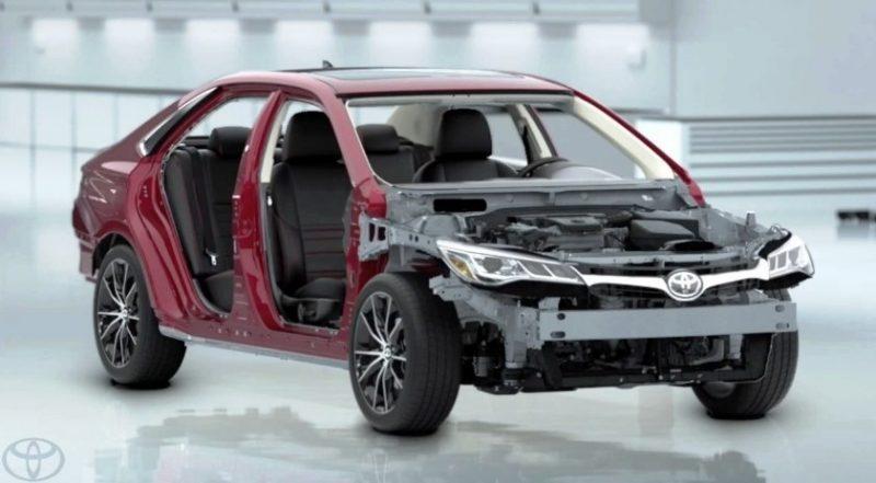 Car-Revs-Daily.com 2015 Toyota Camry Redesign Delivers