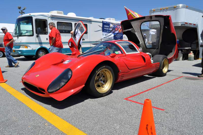Car-Revs-Daily.com - Bailey Ferrari P-4 Replica Running 400i V12 10