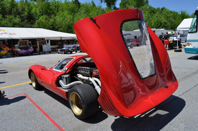 Car-Revs-Daily.com - Bailey Ferrari P-4 Replica Running 400i V12 16
