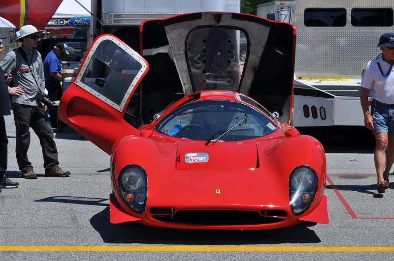 Car-Revs-Daily.com - Bailey Ferrari P-4 Replica Running 400i V12 2