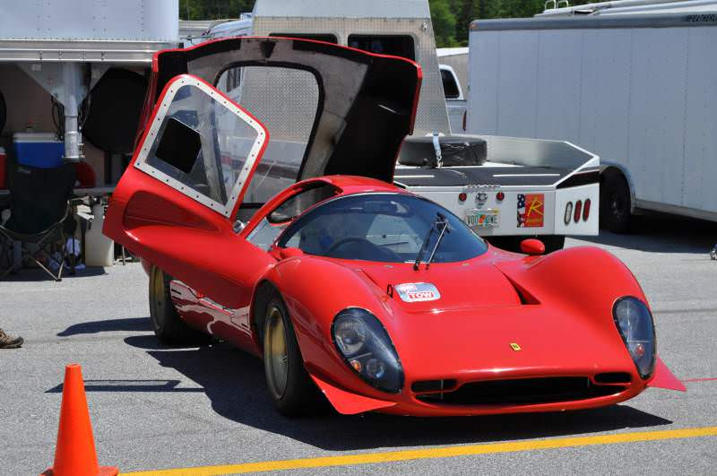 Car-Revs-Daily.com - Bailey Ferrari P-4 Replica Running 400i V12 3