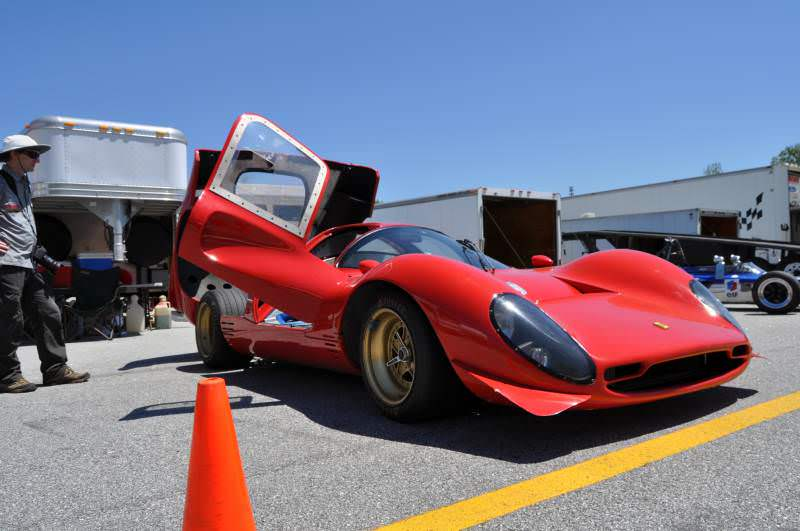 Car-Revs-Daily.com - Bailey Ferrari P-4 Replica Running 400i V12 5