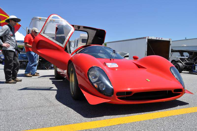 Car-Revs-Daily.com - Bailey Ferrari P-4 Replica Running 400i V12 6