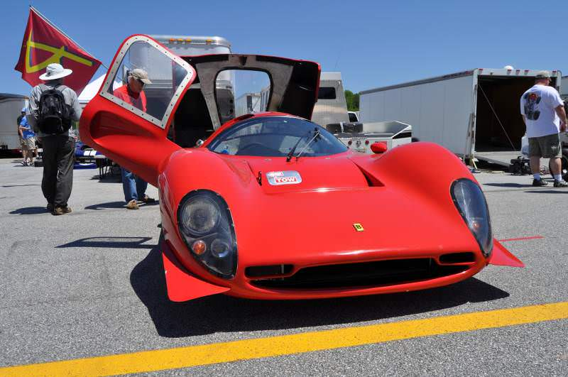 Car-Revs-Daily.com - Bailey Ferrari P-4 Replica Running 400i V12 7