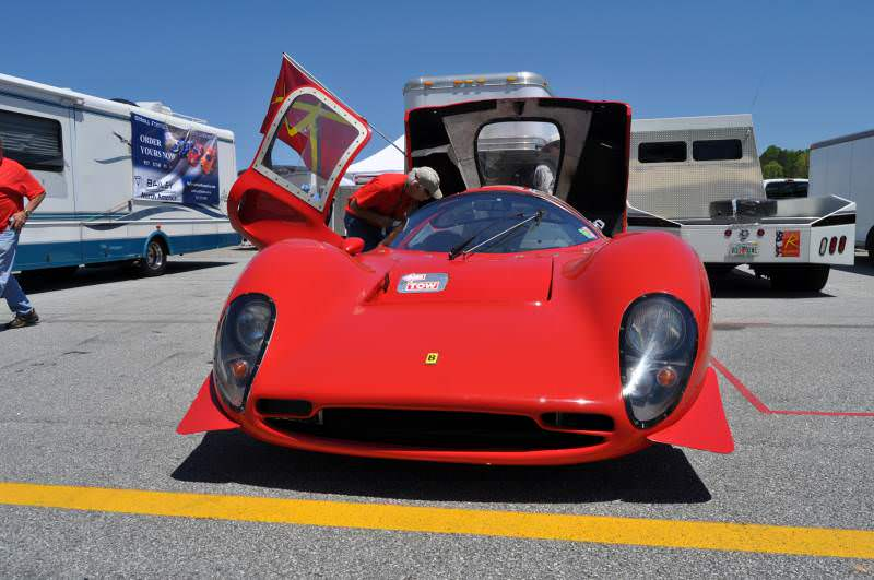 Car-Revs-Daily.com - Bailey Ferrari P-4 Replica Running 400i V12 8
