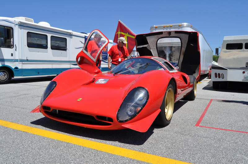 Car-Revs-Daily.com - Bailey Ferrari P-4 Replica Running 400i V12 9